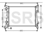 AM Radiator assy Opel Corsa-D Z10XEP / A10XEP / Z12XEP / Z14XEP