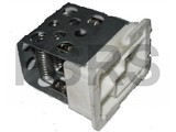AM Resistor blower motor Opel Astra-G / Astra-H / Zafira-A