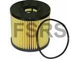 AM Element oil filter Opel Astra-J Cascada Insignia Zafira-C A16SHT / A16XHT / B16SHL / B16SHT / B16XHT