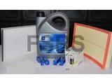 Compleet onderhoudspakket Opel Zafira-C 1.4 1.6 benzine