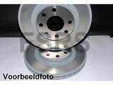 Delphi Remschijfset 4-gaats achterzijde 264X10 Opel Astra-H Combo-C Corsa-C Meriva-A