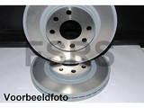 """AM Kit front brake disc 296X30 Opel Insignia-A 16"""""""