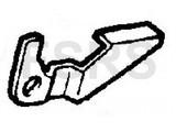 Opel Lever brake shoe adjusting RH Opel Ascona / Astra / Corsa / Kadett / Tigra / Vectra / Zafira