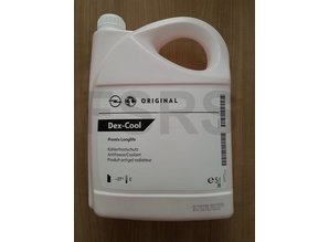 Opel Genuine Opel coolant 5 litres (red)