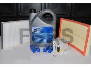Compleet onderhoudspakket Opel Astra-K  1.4 (excl. Bi-Fuel / CNG)