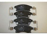 AM Set friction pads brake Opel Astra-J