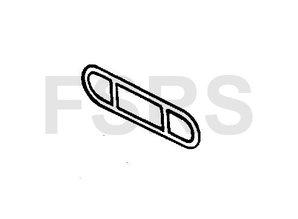Opel Pakking olie filter / oliekoeler Opel Astra / Frontera / Omega / Signum / Sintra / Vectra / Zafira / X20DTL / X20DTH / Y20DTH / Y20DTL / X22DTH / Y22DTH / Y22DTR