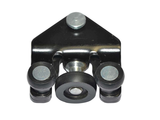 AM Bracket guide roller lower RH sliding door Opel Movano-A