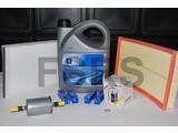 Compleet onderhoudspakket Opel Astra-F 1.4 1.6 1.8 2.0