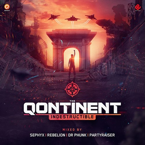 Q-DANCE Various Artists - The Qontinent 2018
