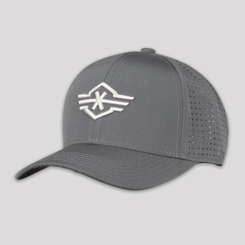 Q-BASE Q-BASE BASEBALL CAP GREY