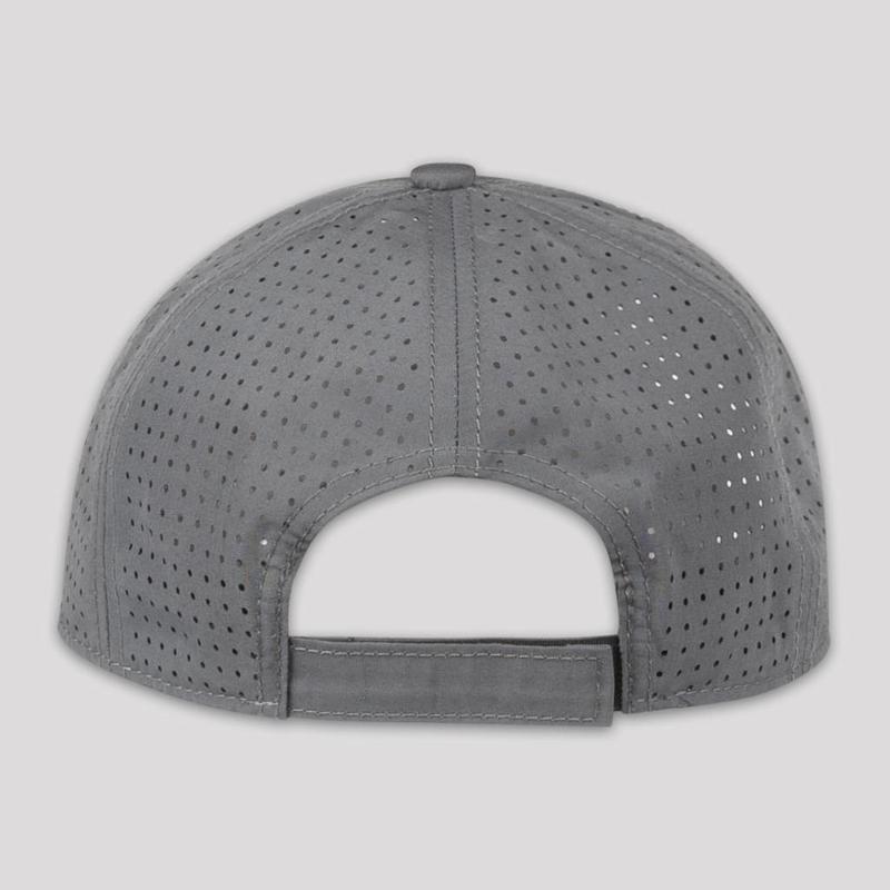 Q-BASE BASEBALL CAP GREY