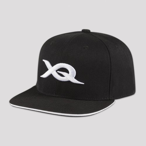 X-QLUSIVE X-QLUSIVE SNAPBACK BLACK/WHITE