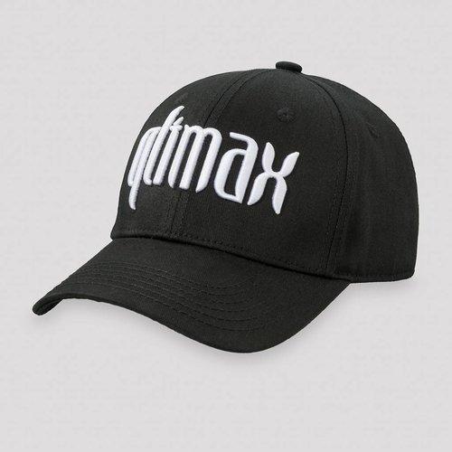 QLIMAX QLIMAX BASEBALLCAP BLACK/WHITE