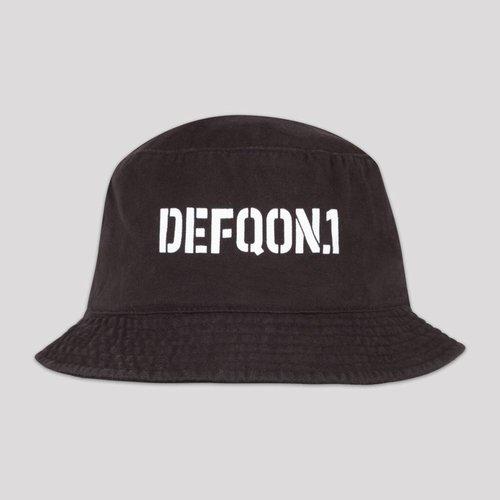 DEFQON.1 DEFQON.1 BUCKETHAT BLACK