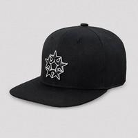 QLIMAX SNAPBACK BLACK/METAL
