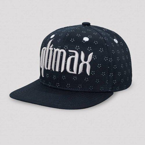 QLIMAX QLIMAX SNAPBACK NAVY/PATTERN