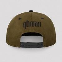 QLIMAX SNAPBACK GREEN/BLACK