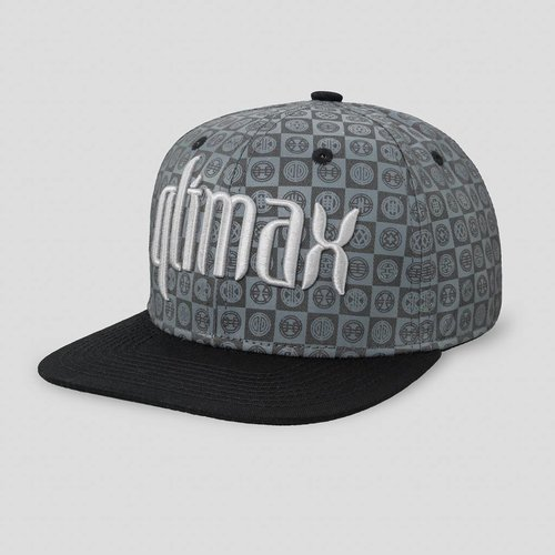 QLIMAX QLIMAX SNAPBACK GREY/BLACK
