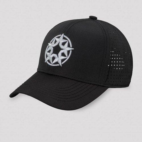 QLIMAX QLIMAX BASEBALL CAP BLACK/MESH