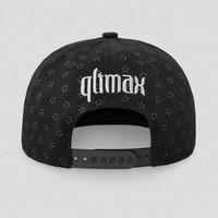 QLIMAX SNAPBACK BLACK/GREY