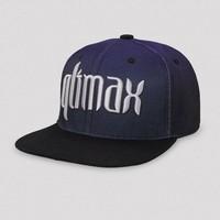 QLIMAX SNAPBACK BLUE/GRADIENT