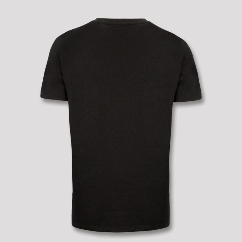 Q-DANCE T-SHIRT WASTED BLACK