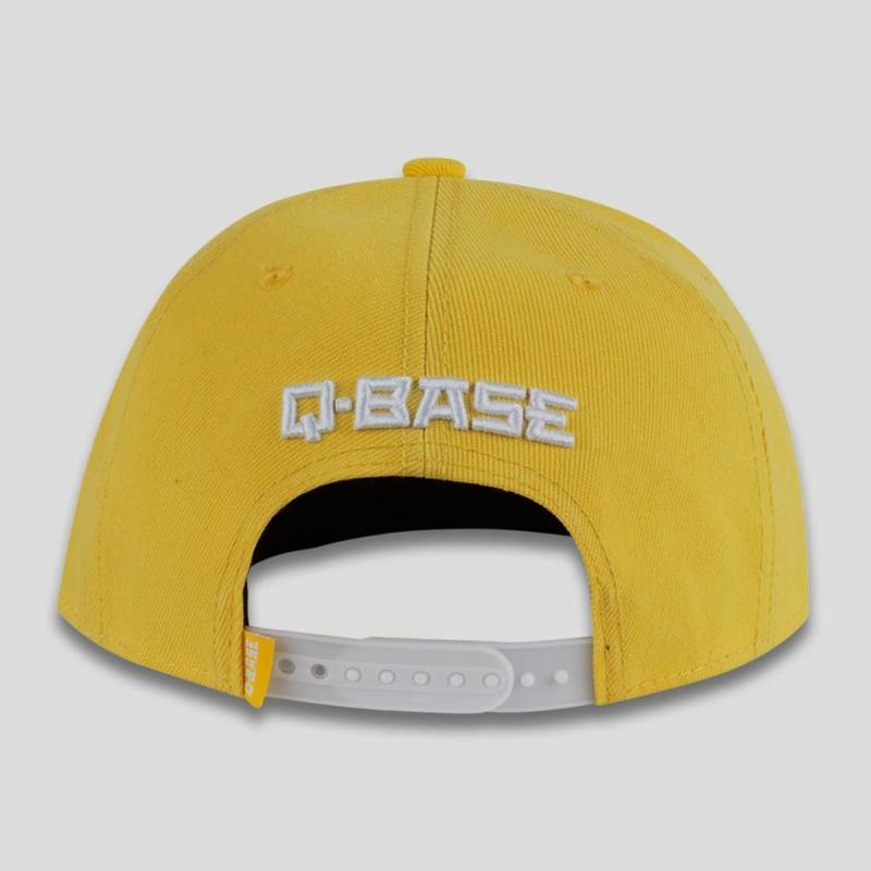 Q-BASE SNAPBACK SPECIAL YELLOW