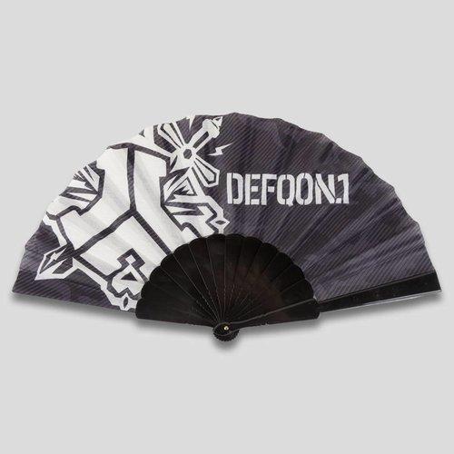 DEFQON.1 DEFQON.1 ARTWORK HANDFAN BLACK