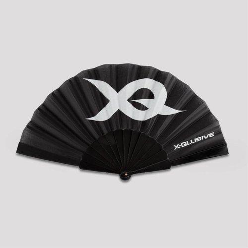 X-QLUSIVE X-QLUSIVE HANDFAN BASIC BLACK