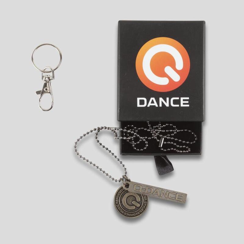 Q-DANCE NECKLACE