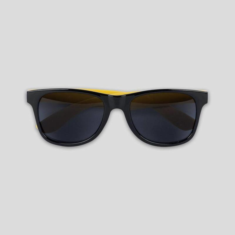 Q-BASE SUNGLASSES BLACK / YELLOW