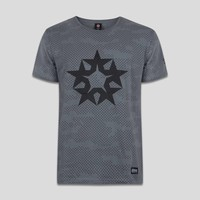QLIMAX T-SHIRT ALL OVER GREY