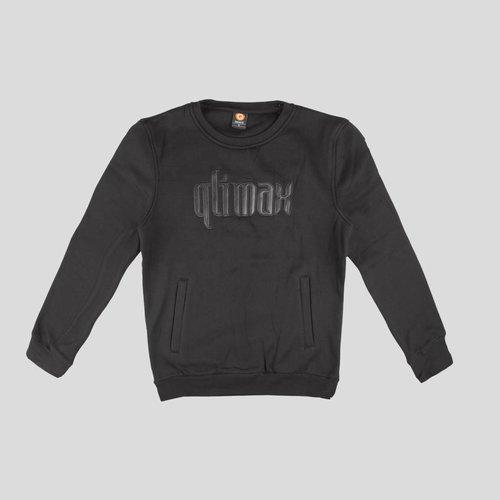 QLIMAX CREWNECK BLACK UNISEX