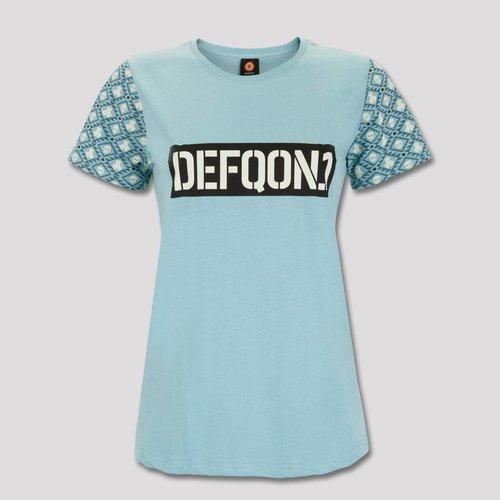 DEFQON.1 DEFQON.1 T-SHIRT BLUE