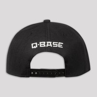 Q-BASE SNAPBACK BLACK/GREY