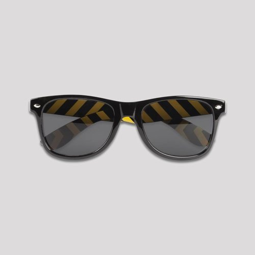 Q-BASE Q-BASE SUNGLASSES BLACK/YELLOW