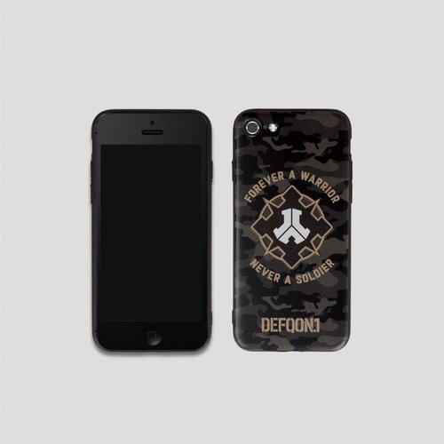 DEFQON.1 DEFQON.1 IPHONE CASE CAMO