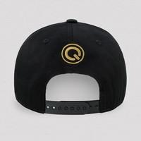 WOW WOW BASEBALL CAP BLACK