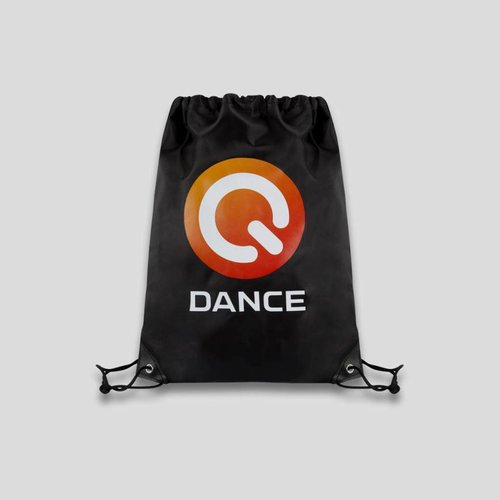 Q-DANCE Q-DANCE STRINGBAG BLACK