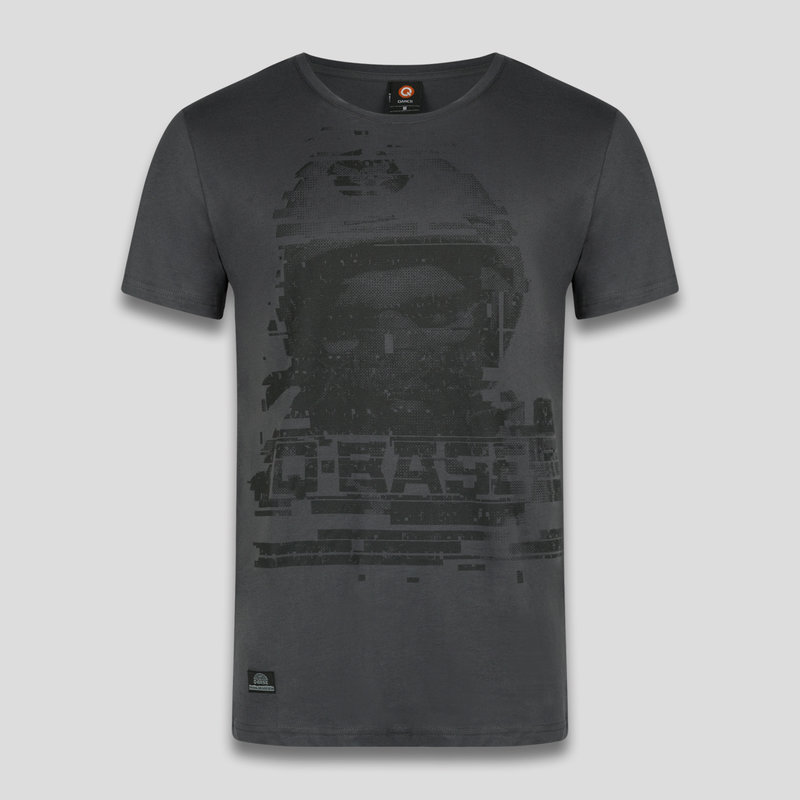 Q-base t-shirt anthracite