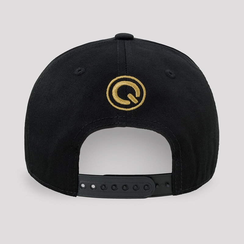Wow wow baseball cap black