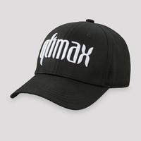 Qlimax baseball cap black/white