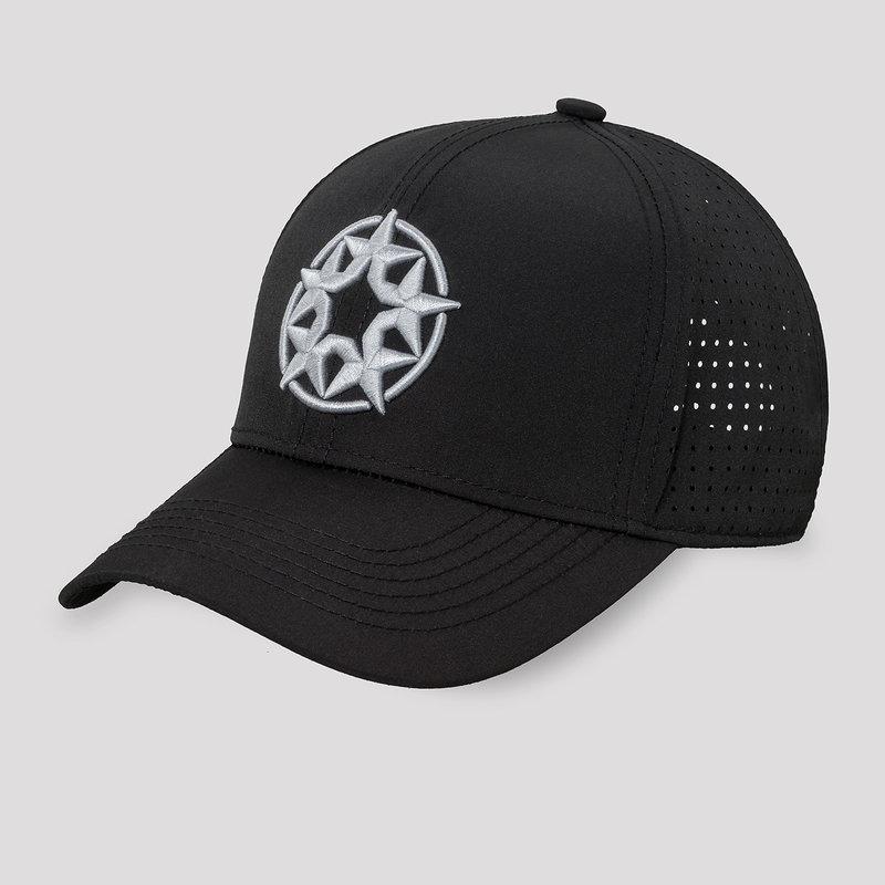 Qlimax baseball cap black/mesh