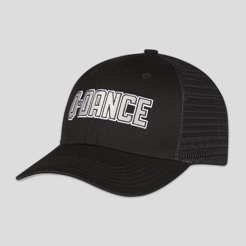 Q-dance baseball cap black/mesh