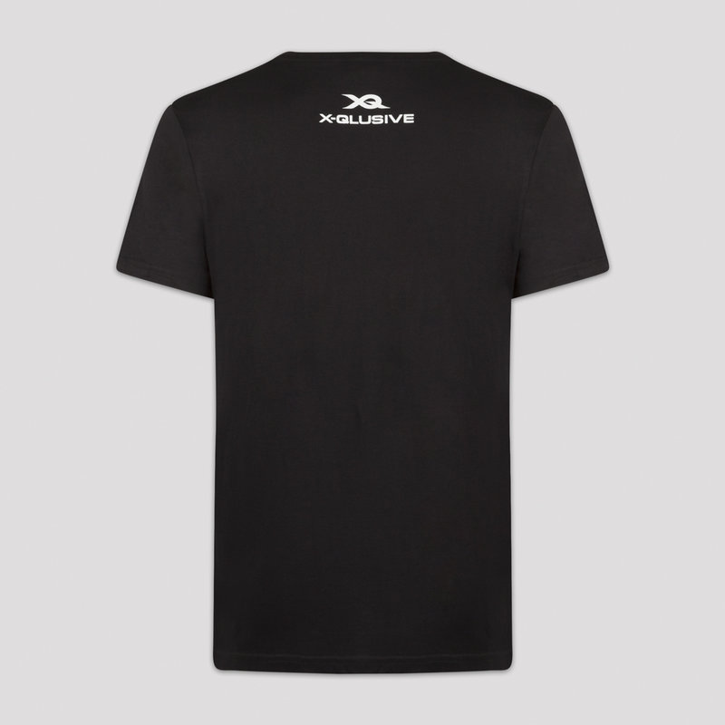 X-qlusive t-shirt black