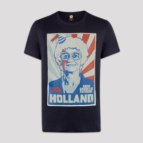 X-qlusive holland line-up t-shirt