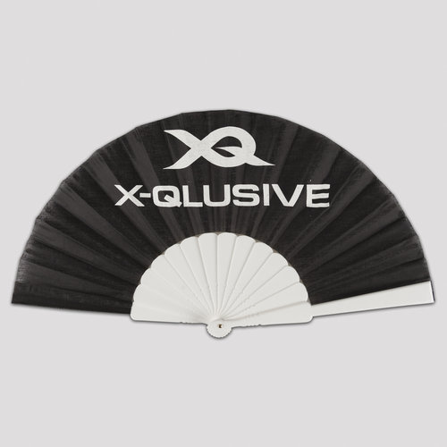 X-qlusive holland handfan black