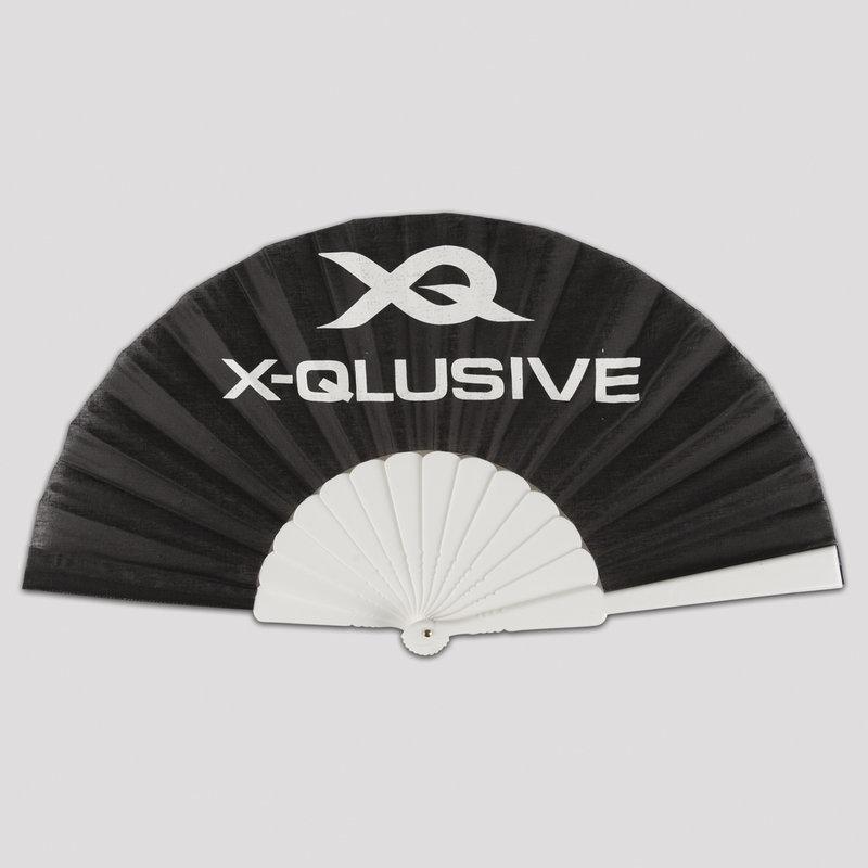 X-qlusive holland handfan black