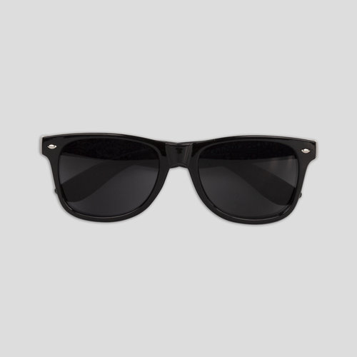 Q-dance sunglasses black/orange